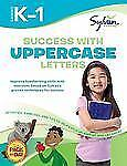 Sylvan Language Arts Workbooks: Success with Uppercase Letters Grades K-1