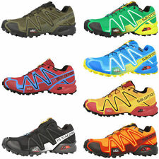 SALOMON SPEEDCROSS 3 GTX MEN GORE-TEX SHOES MEN'S TRAIL RUNNING SHOES CS
