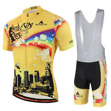 MILOTO 2016 Cycling Jersey Ropa Ciclismo Bike Team Racing Short Sleeve Cycling