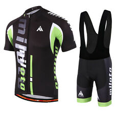 MILOTO Team Pro Bike Jersey/Racing Cycling Clothing/Maillot mtb Bicycle Clothing