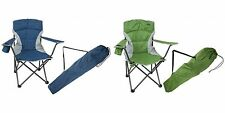 SUMMIT MALVERN RELAXER CHAIR FOLDING CARRY BAG CAMPING CARAVAN GARDEN FESTIVAL