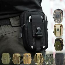 Outdoor Tactical Camping Hiking Cycling Waist Fanny Pack Bag Travel Phone Pouch