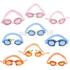 Cute Boys Girls Anti-fog Swimming Swim Goggle Water Sport Eyewear Adjustable