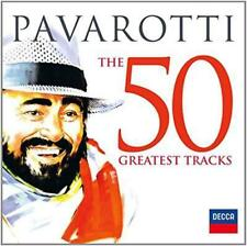 50 Greatest Tracks - Pavarotti,Luciano CD-JEWEL CASE