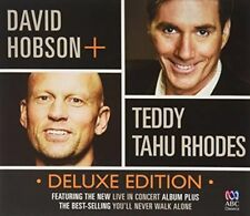 Deluxe Edition - Hobson,David/Teddy Tahu Rhodes New & Sealed CD-JEWEL CASE Free