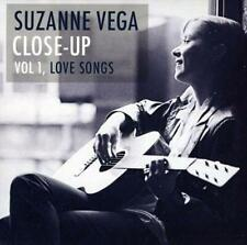 Close-Up 1:Love Songs - Suzanne Vega New & Sealed Compact Disc Free Shipping