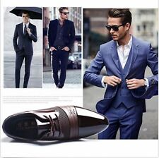 New Men's Dress Formal Synthetic Leather shoes Business Casual Shoes Dress