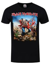 Iron Maiden The Trooper Men's T-Shirt - NEW & OFFICIAL