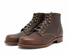 WOLVERINE 1000 MILE BOOT BROWN W05301 MADE IN THE USA