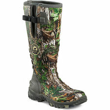 "RED WING Irish Setter Rutmaster 2.0 17"" Rubber Boots Realtree Waterproof 4881"