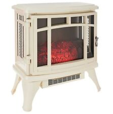 1000 SF Duraflame 8511 Infrared Quartz Electric Fireplace Heater Stove & Remote