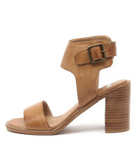 New Mollini Josso Tan Womens Shoes Casual Sandals Heeled