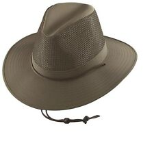 "NEW MADE in the USA Henschel AUSSIE BREEZER 3"" brim Western Cowboy Hat SPF 50+"