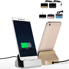 NEW USB 3.1 Type-C Charger Sync Data Dock Cradle Station For LG G5 Huawei HTC