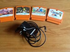 VTech Vsmile motion 4 Games with mains power adaptor.