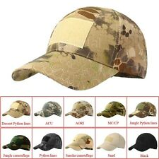 Tactical Operator Baseball Cap Military Army Combat Style Special Forces Stripe
