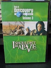 BEST OF DISCOVERY CHANNEL I SHOULDN'T BE ALIVE THE SERIES VOL 3 (DVD,2006)
