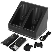 Charger Dock Power Station + 2 Battery Packs for Nintendo Wii Remote Controller