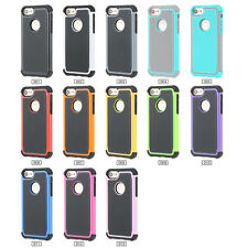 1pc New Shockproof Hybrid Rugged Rubber Hard Case Cover Skin for iPhone 7/7 Plus