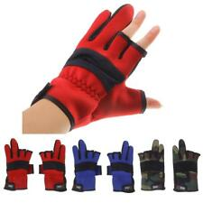 Outdoor Non-slip 2 Finger Fishing Hunting Gloves Hand Protection Waterproof