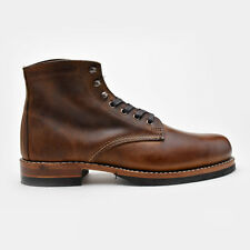 WOLVERINE 1000 MILE EVANS BOOT BROWN W40049 MADE IN THE USA