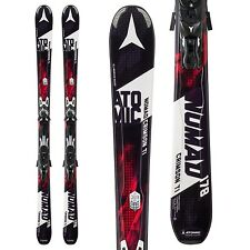 BRAND NEW! 2016 ATOMIC CRIMSON TI SKIS w/ATOMIC XTO 12 BINDING SAVE 40%!