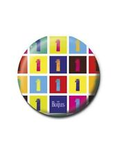 The Beatles No 1 Collage Badge