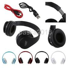 Wireless 3.5mm Bluetooth Headset Headphone Earphone for TV DVD MP3 PC Game
