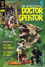 Occult Files of Doctor Spektor (1973 Gold Key) #2 FN