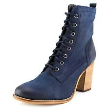 Steve Madden Lauuren Women  Round Toe Leather  Ankle Boot