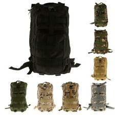 30L Molle Assault Tactical Outdoor Military Camping Rucksack Backpack Bag Army