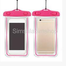 Waterproof Touch Screen Dry Bag Pouch Case For iPod Cell Phone iPhone Camera