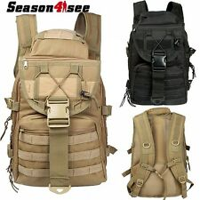 40L Utility Tactical Military Molle Day Backpack Outdoor Hunting Camping Bag