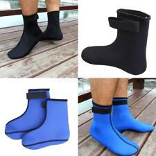 3mm Neoprene Water Sports Swimming Scuba Dive Diving Socks Snorkeling Boots S-XL