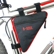 Bicycle MTB Bike Frame Tube Front Triangle Saddle Bag Pouch Pannier Case Holder