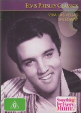 Elvis Presley Viva Las Vegas / Speedway DVD NEW PAL REGION 4 FREE AUST POST