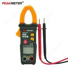 Portable Mini Digital Clamp Meter Multimeter AC/DC Voltage Current NCV Tester