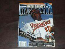 STREET & SMITHS MAJOR LEAGUE BASEBALL 2005 YEARBOOK / BALTIMORE ORIOLES  TEJADA