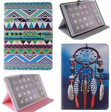 Tribal Totem Dreamcatchel PU Leather Case Cover Wallet For Apple Samsung Tablet