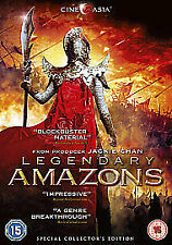 LEGENDARY AMAZONS - NEW (D4) {DVD}
