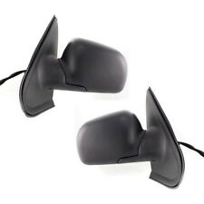 Set of 2 LH & RH Side Heated Power Mirror Fits Mercury Mountaineer Ford Explorer