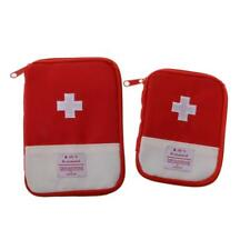 Empty First Aid Kit Bag Travel Camping Sport Medical Emergency Survival Gear Bag