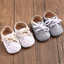 New Fashion Prewalker Cute Baby Girl Boy Toddler Walkers Soft Sole Crib Shoes