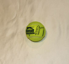 Andy Murray Signed Wimbledon Tennis Ball with COA