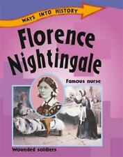 NEW Florence Nightingale by Sally Hewitt Paperback Book (English) Free Shipping