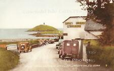 Cork Ballycotton view from Bayview Hotel Old Irish Photo Print - Size Selectable