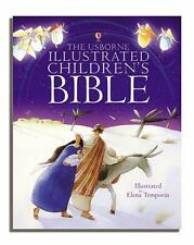 Illustrated Children's Bible (Usborne Bibles),  | Hardcover Book | 9780746076385