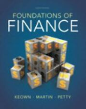 Foundations of Finance by Martin, Keown & Petty, 8th Edition (Hardcover)
