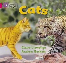 Collins Big Cat - Cats: Band 01b/Pink B, Claire Llewellyn | Paperback Book | Acc