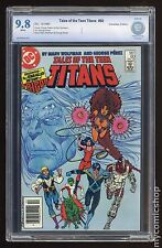 New Teen Titans (1980) (Tales of ...) Canadian Price Variant #60 CBCS 9.8